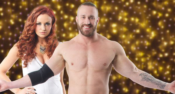 Image result for Maria Kanellis & Mike Bennett