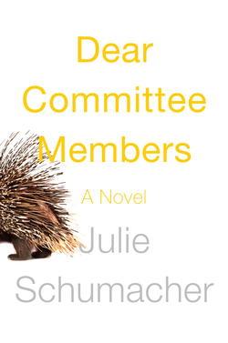 julie schumacher dear committee members