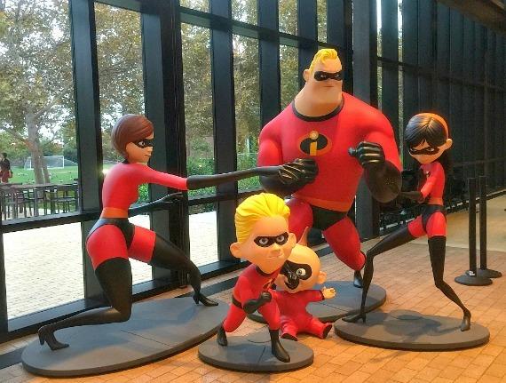 Tour of Pixar