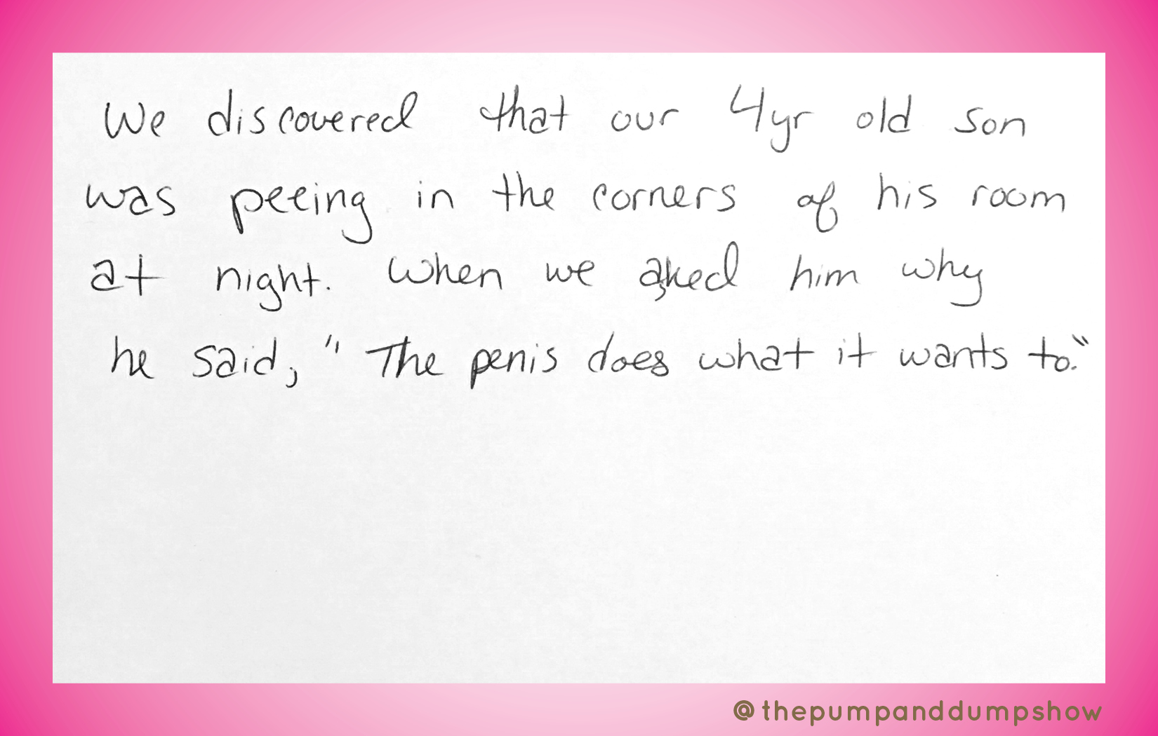 15 Stories About F Ed Up Things Your Kids Have Done