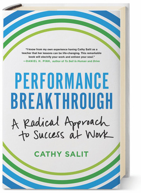 book cover of Cathy Salit's Performance Breakthrough