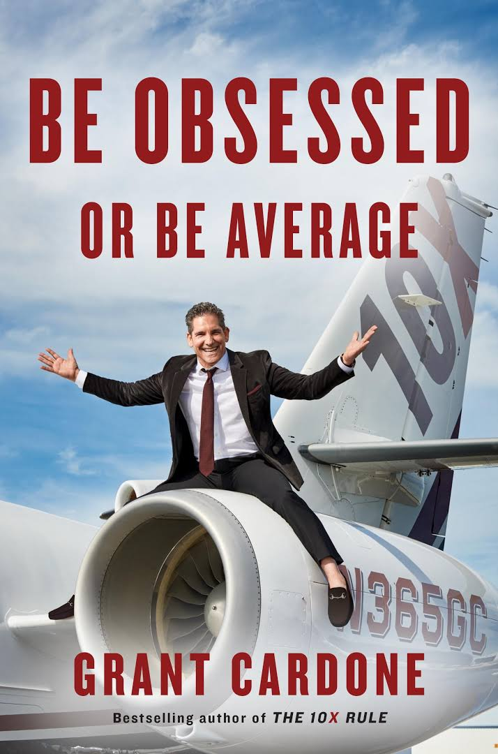 Image result for be obsessed or be average review