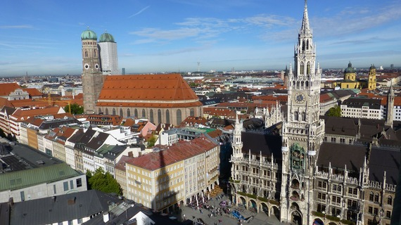 What to eat in Munich