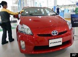 Toyota Prius Brakes