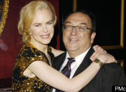 Roger Friedman and Nicole (I escaped Scientology) Kidman