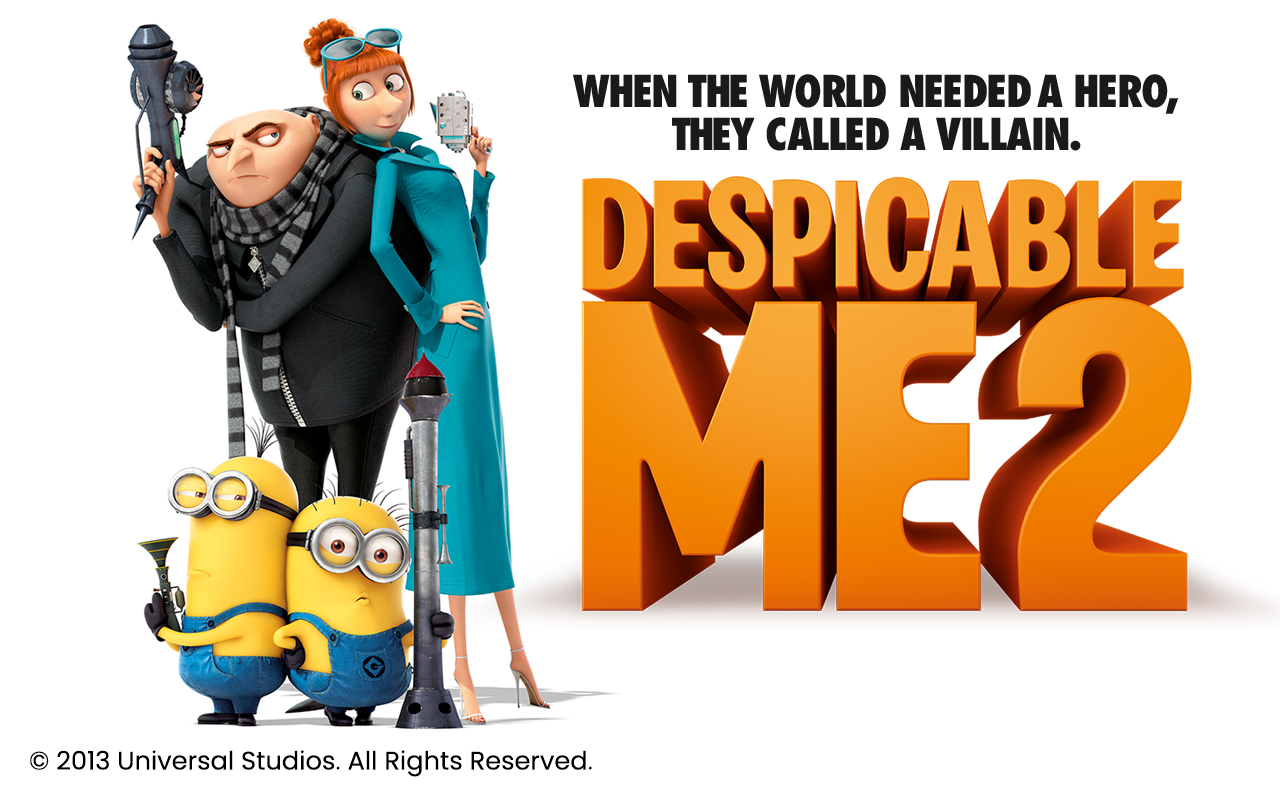Despicable Me 2 Movie Full Download