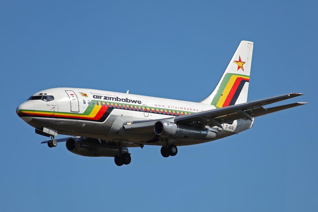 Air Zimbabwe 767
