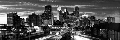 Black And White Cityscape Prints