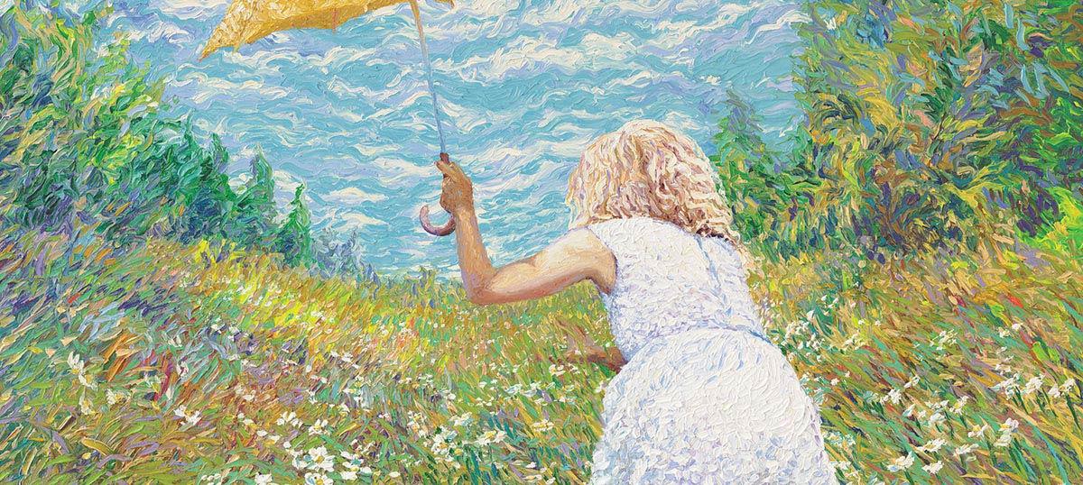 Canvas Artwork By Iris Scott ICanvas