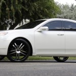 Acura Tl S820 Fang Gallery Atlanta Wheels