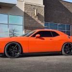Dodge Challenger Ar920 Blockhead Gallery Perfection Wheels