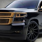 Chevrolet Tahoe Chedda S128 Gallery Mht Wheels Inc