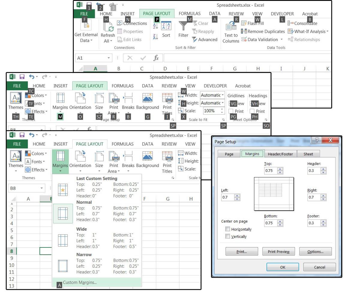 Excel Spreadsheets Navigation Shortcut Keys Data Sort And Filter Formulas And Functions
