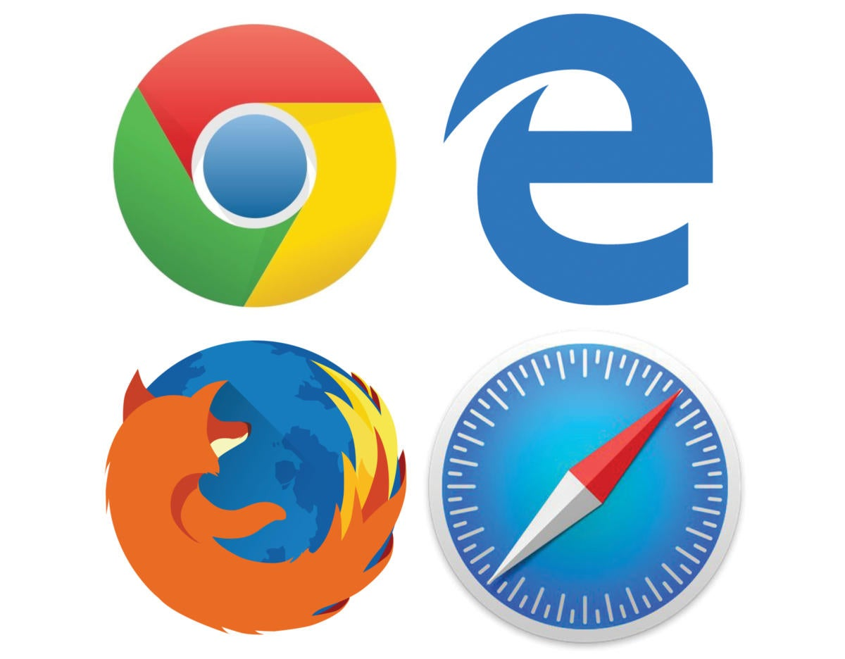 Mozilla Google Safari Browsers Explorer Chrome Firefox Web Internet
