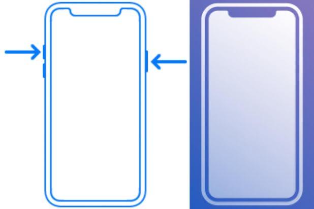 ios 11 iphone x icon