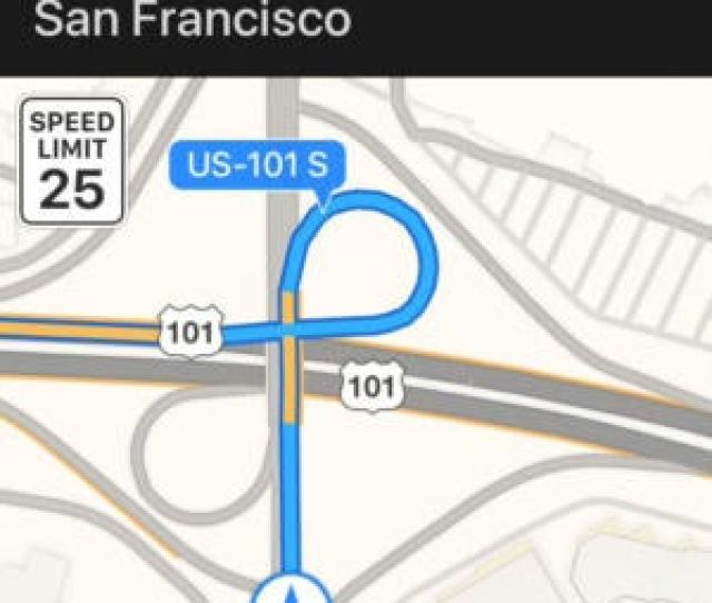 Apple Maps New Features