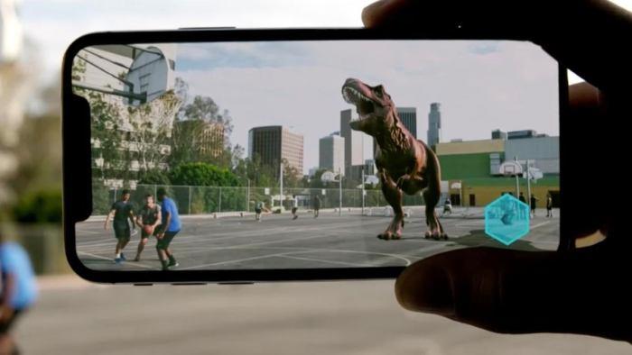 iphonex augmented reality ar ios11
