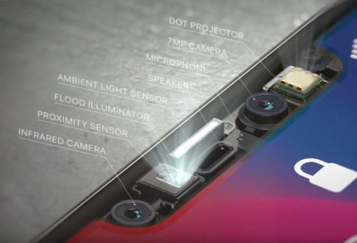 truedepth iphone x