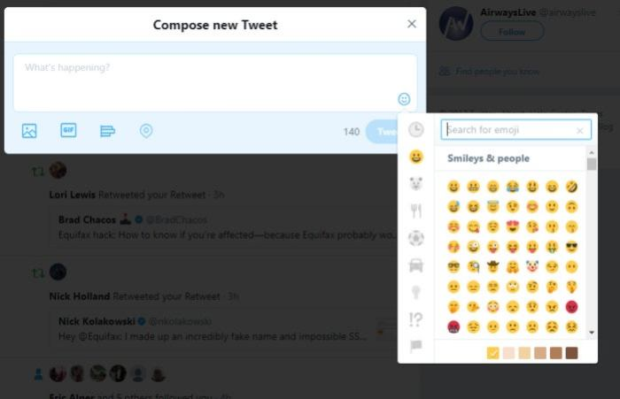twitter emoji windows 10