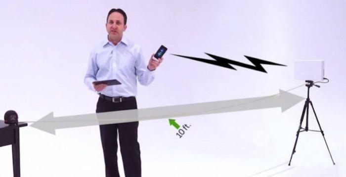 energous wireless power