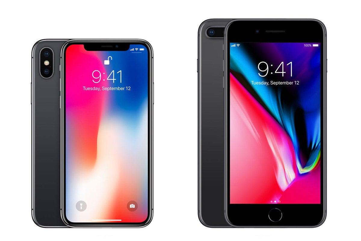 iphone x iphone 8 plus