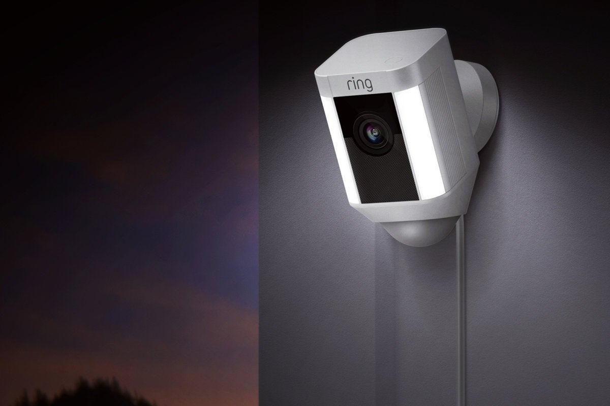 Ring Security Light