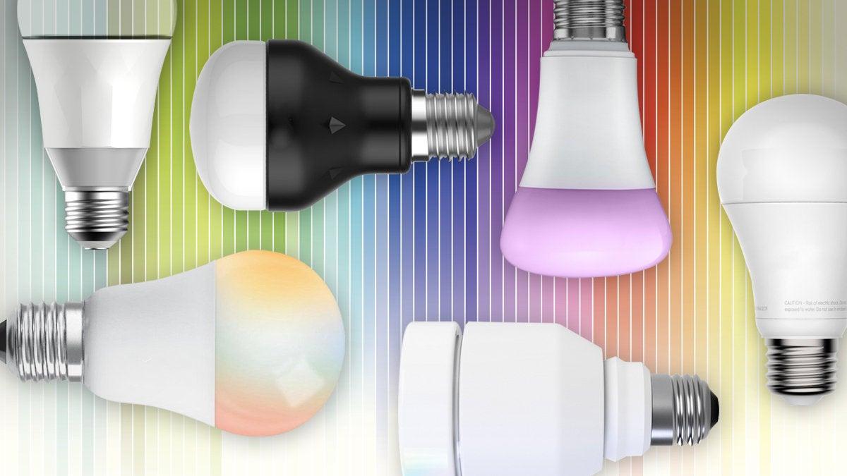 best smart light bulbs 2021 reviewed