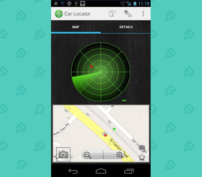Android Nostalgia - Forgotten Apps: Car Locator