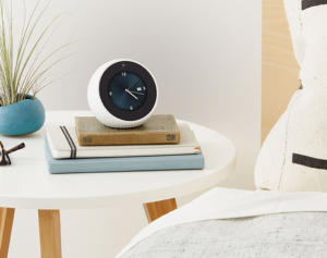 amazon echo spot press image