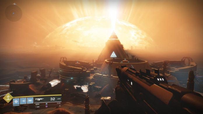 Destiny 2: Curse of Osiris