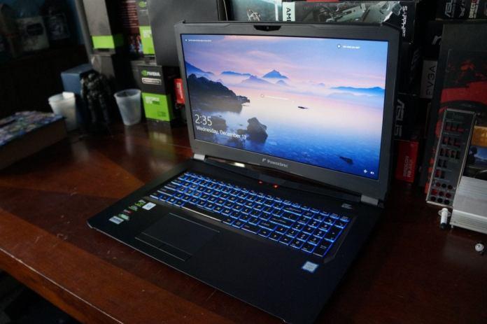 powerspec laptop 5