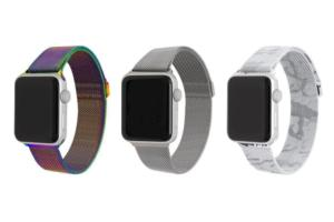 epic milanese apple watch bands
