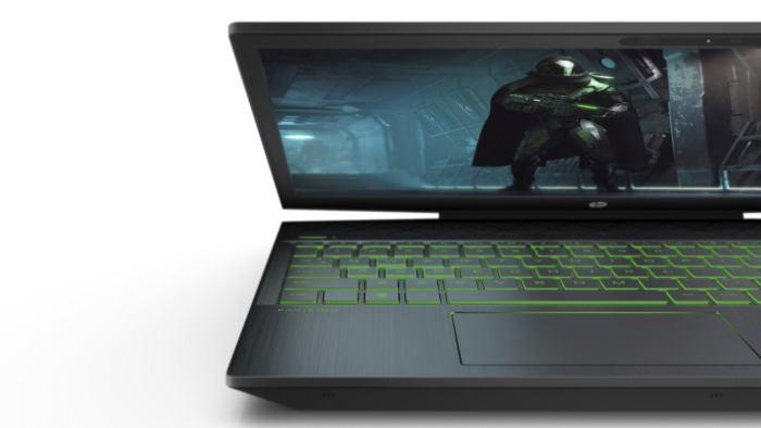 hp pavilion gaming laptop hero1 front clamshell acidgreen