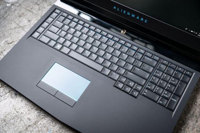 alienware 17 r5 keyboard