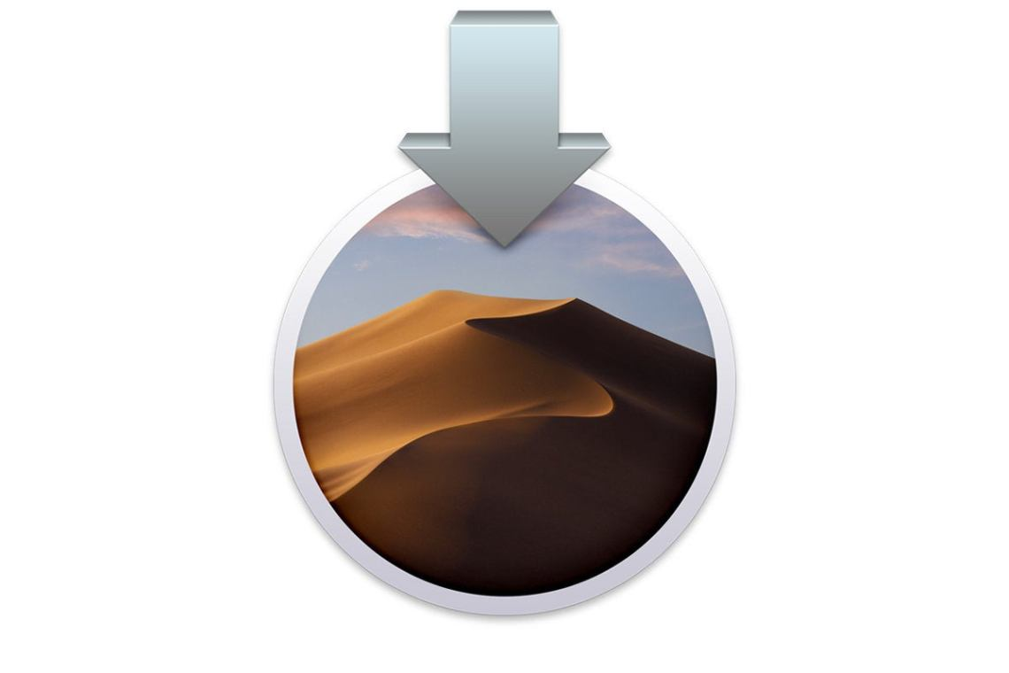 macos mojave installer icon