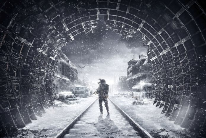 tmospheric shooter Metro 2033