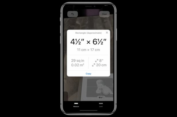 wwdc18 arkit measure2