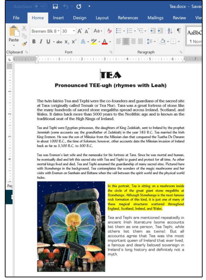 04b edit and modify the adobe pdf in word