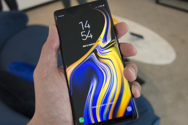 galaxy note 9 main