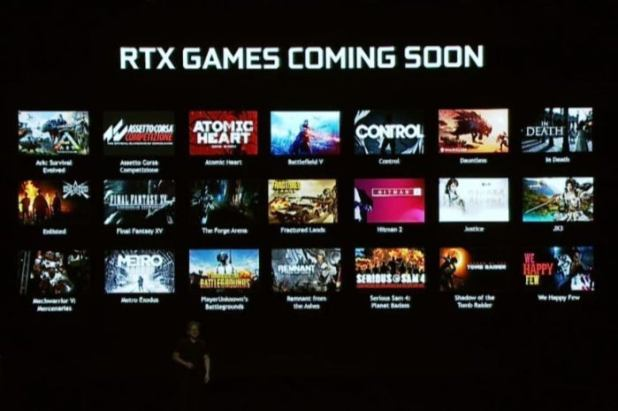 rtx games coming soon