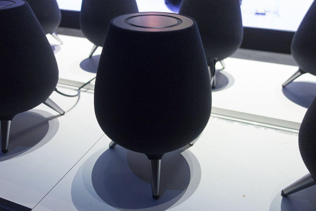 Image result for Samsung Galaxy Home Smart Speaker