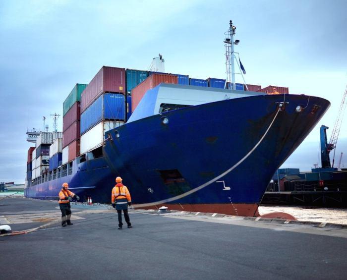tradelens blockchain supply chain