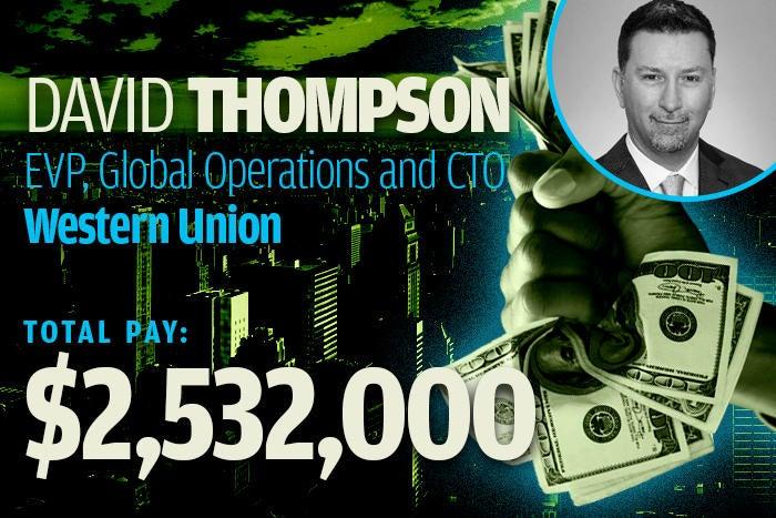 20 david thompson western union