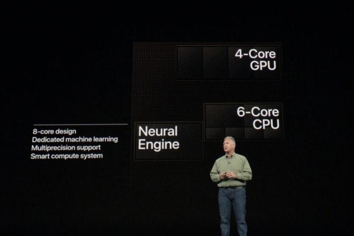apple a12 thần kinh động cơ