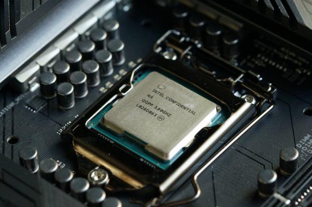 9th-gen Intel Core i9-9900K