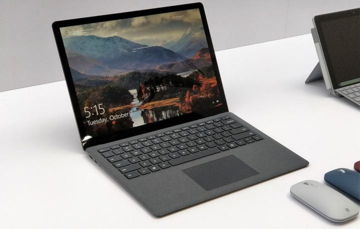 Image result for Microsoft Surface Laptop 2 Specification