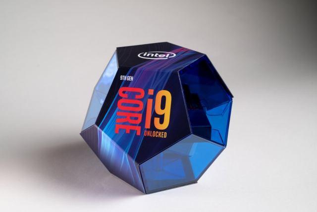 intel 9th gen core 12