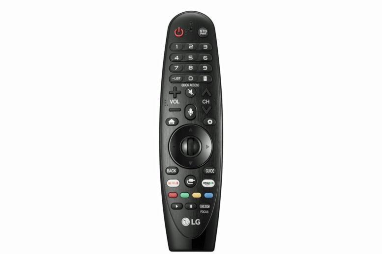 lg oled55e8pua remote