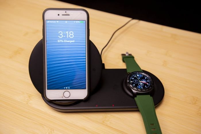 Samsung's Wireless Charger Duo