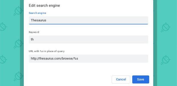 Chromebook Tune-up: Custom Search Engine